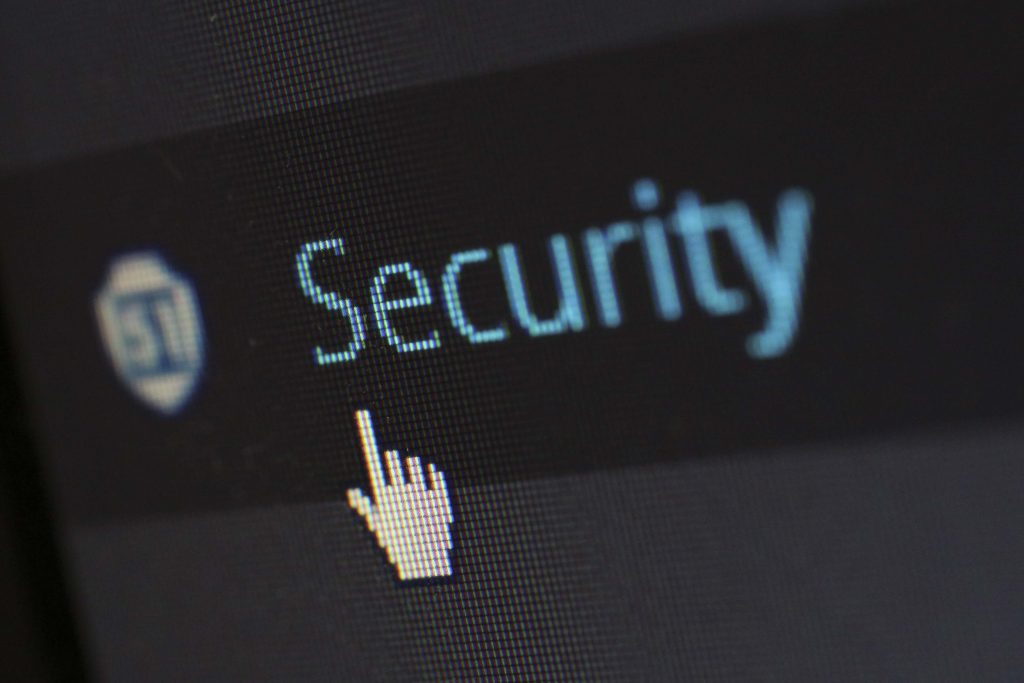 Security is key in increasing the conversion rate