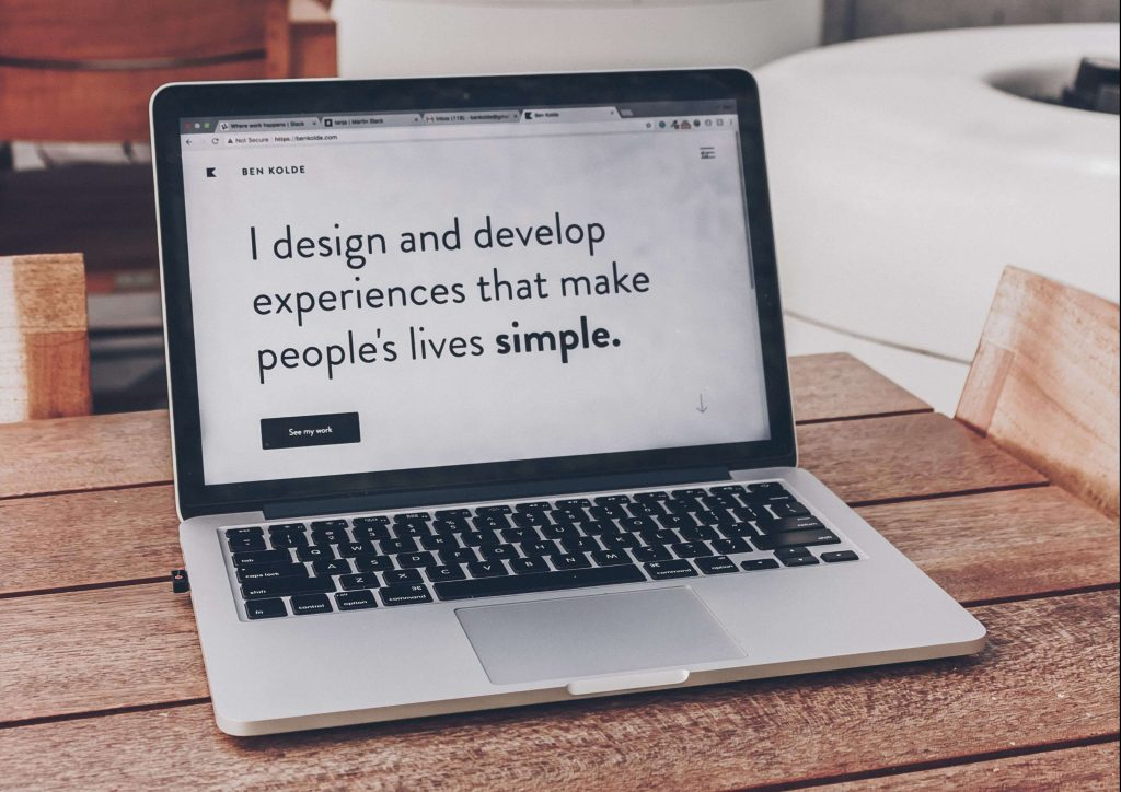 visual design simplicity